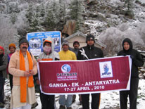 Pathways Wolrd School Ganga Yatra
