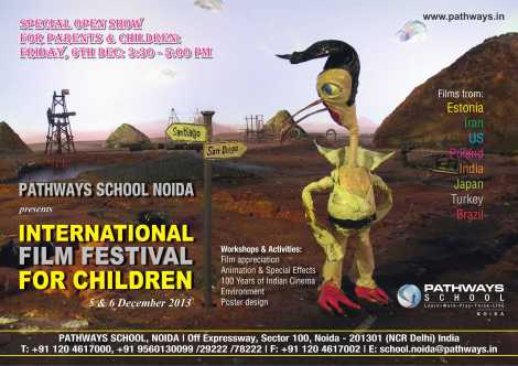 International Film Festival at Pathways School Noida