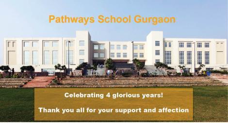 Pathways_Gurgaon_Turns_4_Today