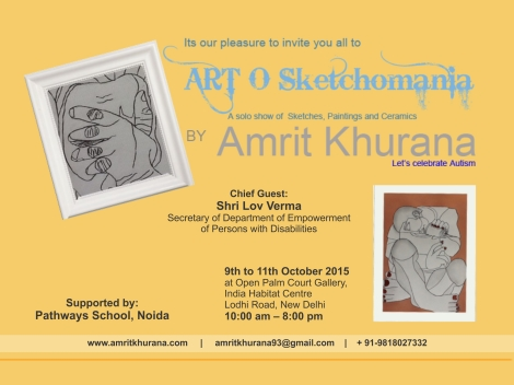 Amrit's Invite - with chief guest
