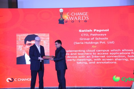 C-Change Award 2106