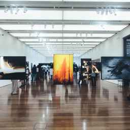 Virtual Personal Project Exhibition